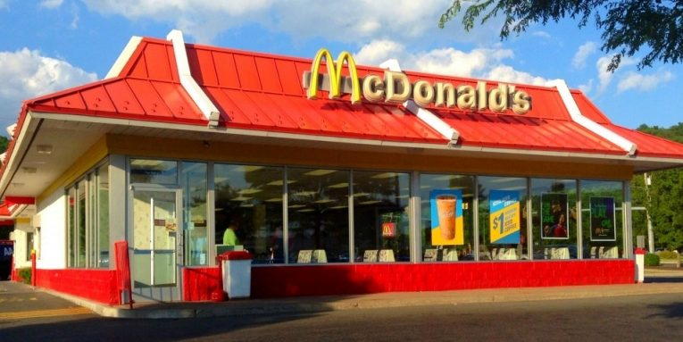 mac donald locatie